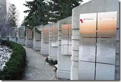 519 AIDS Memorial in Cawthra Park